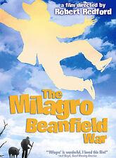 The Milagro Beanfield War (DVD, 2005) GREAT SHAPE