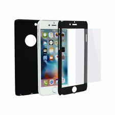 COMPLETO 360 ° Totale Protezione Case Cover per Apple iPhone 6, 6s con vetro temperato