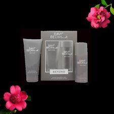 David Beckham 2PC G/Set Men Deodorant 150ml Hair B/Wash 200ml Variations U Pick