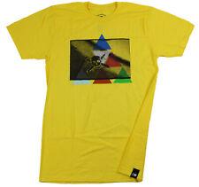 FOURSTAR Skateboard Shirt SIGNATURE YELLOW