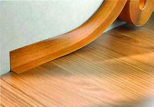 PVC FLEXIBLE SKIRTING BOARD SIT ON SKIRTING PVC ANGLE -  15m VARIOUS COLORS