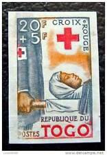 TOGO - timbre stamp - Yvert et Tellier n°292 Neuf sans gomme (non dentelé)