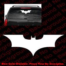 Large BATMAN Dark Knight Car Window Vinyl Decal/Dodge/Jeep/Mopar Marvel CM008