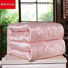 Mulberry Silk Comforter for Winter/summer Twin Queen King Full Size Duvet Quilt