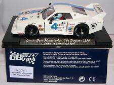 FLY GBRACK GB31 LANCIA BETA MONTECARLO #4 24H DAYTONA '80 FACETTI-FINOTTO-RICCI