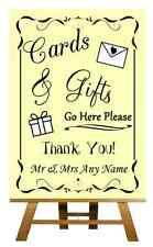 Ammonizioni & Gifts tabella personalizzata Nozze segno / POSTER