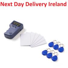 RFID ID Card Hand Copier/Reader/Writer Writable Key Tags Keyfobs Kit Duplicator