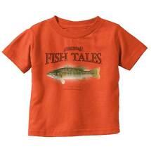 Fish Tale Redeye Bass Fishing Shirt Gill McFinn Sporting Good Infant Toddler T S