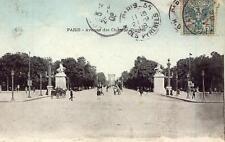 PARIS L'Avenue des Champs-Elysées (5)