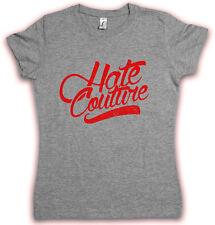 Classic Logo HC Hate Couture malvagia shirt Rockabilly Tatuaggio Fashion Hip Hop FTW
