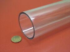 "Polycarbonate Clear Lexan Tube / Tubing 2.00"" x 1.75"" (2.0"" x 1 3/4"") - 946"