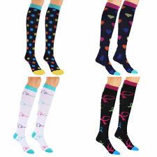 Unisex Men Women Compression Socks Best for Athletic Running Medical Sports