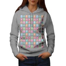 Owl Cute Adorable Fashion Women Hoodie NEW | Wellcoda