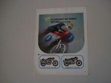 advertising Pubblicità 1973 MOTO MV AGUSTA 750 - 350