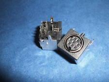 MINI Din Buchsenstecker PCB 8 Pin - Packung zu 2 (178)