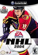 NHL 2004 (Nintendo GameCube, 2003)VG