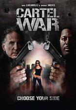 Cartel War DVD