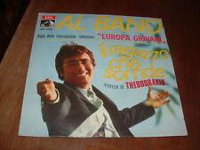"""AL BANO """" IL RAGAZZO CHE SORRIDE ( Thedorakis ) """" ITALY'68"""