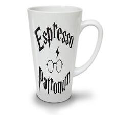 Espresso Patronum NEW White Tea Coffee Latte Mug 12 17 oz | Wellcoda
