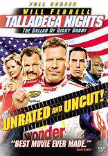 Talladega Nights Ballad of Ricky Bobby DVD Movie NEW ~ Sealed w/ Will Ferrell