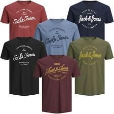 Jack /& Jones Herren T-Shirt Jjorbabe TeeSlim Kurzarm Rundhals  UVP 14,95€