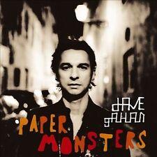 GAHAN,DAVE-PAPER MONSTERS (MOD) (ENH) CD NEW