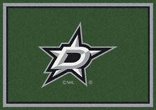 """5x8 Milliken Dallas Stars 1091 Sports NHL Spirit Area Rug - Approx 5'4""""x7'8"""""""