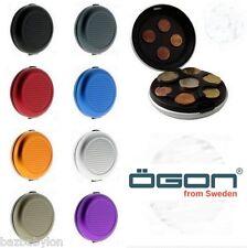 Ogon Designs EURO COIN DISPENSER Aluminium Coins Wallet Made in France