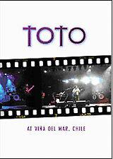 Toto - Live At Vina Del Mar Festival, Chile (DVD, 2007) New DVD