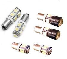 Ba9s Hohe Energie Weiß SMD LED Auto Seite Glühbirne 12V 24V 233 T4W 360 3893 Neu