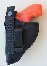 "Hip Belt Clip Holster for 2"" Barrel Rock Island / Armscor M206 2"" 38 Special"
