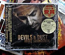 Bruce Springsteen , Devils & Dust  ( CD+DVD_Japan )