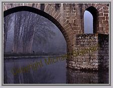 Master photographer Michael Seewald's 'Ponte de Barca, Portugal' - signed