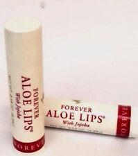 Forever Living Aloe Lips Lip Balm With Jojoba AND Aloe Vera