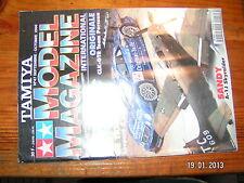 ! Tamiya Model Magazine n°47 Leopard 2 A5 CLK GTR Team Persson A-1J Skyraider