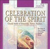 CELEBRATION OF THE SPIRIT [MUSICA DI ANGELI] NEW CD
