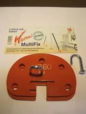 ZELTHERING WURMI - 2 Multifix Markisenbefestigungen - Holly Produkte  STABIELO -