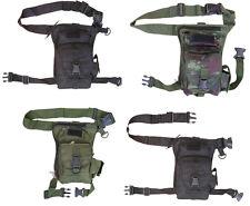 Mens Army Combat Military Travel Bag Waist Shoulder Belt Bum Day Pack Holster