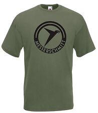 T-shirt Maglietta J1819 Stemma Militare Bassa Visibilità Messerschimitt