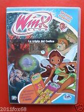 Winx Club Winxclub Seconda Stagione DVDusato come nuovo Episodi10 11 12 Minuti75
