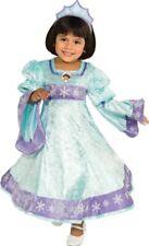 Snow Princess Dora the Explorer Nickelodeon Fancy Dress Halloween Child Costume
