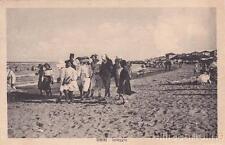 * RIMINI - Donne in spiaggia 1922