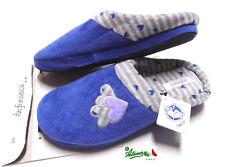 DE FONSECA ciabatte pantofole donna modello olandese invernali calde FIRENZE W49