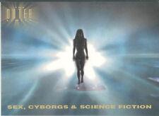 Outer Limits Sex, Cyborgs & Sci-Fi: Promo Card P1