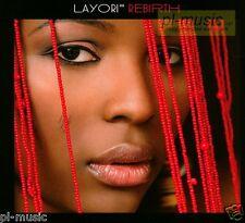 = LAYORI - REBIRTH /polish edition / CD  sealed digipack