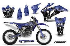 AMR RACING MX DIRT BIKE DECAL STICKER GRAPHIC YAMAHA WR 250/450F 07-11 REAPER U