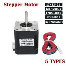 Short Body Nema 17 Stepper Motor 17HS4023 2 Phase For Titan Extruder 3D Printer
