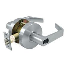 Storeroom Door Lock Grade 2 Lever Interchangeable Cylinder Core 2 Finishes FPL