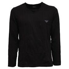 8767S maglia uomo EMPORIO ARMANI UNDERWEAR nero t-shirt men