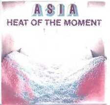 "ASIA HEAT OF THE MOMENT VINILE 45 GIRI 7"" USED"